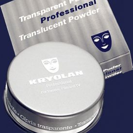 KRYOLAN - TRANSPARENT PUDER
