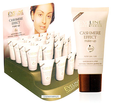 EVELINE CASHMERE EFFECT FLUID FOUNDATION