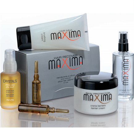 MAXIMA HAIR COLOR & STYLING PRODUCT