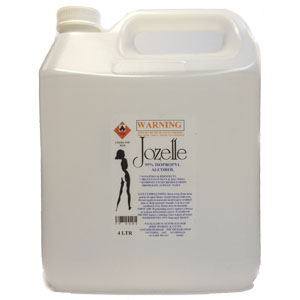 JOZELLE ISOPROPYL ALCOHOL 99% 4LTR