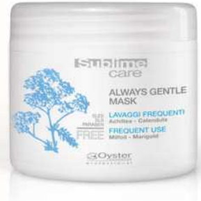 Oyster Sublime Always Gentle Mask 500ML