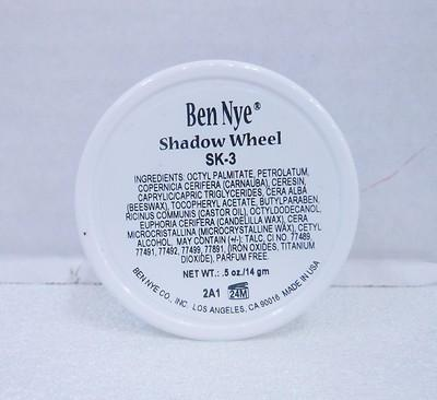 Ben Nye SK-3 SHADOW WHEEL