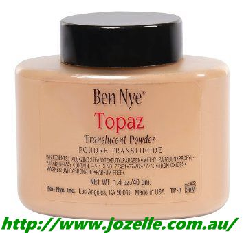 TOPAZ TRANSLUCENT FACE POWDERS