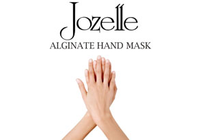 26.JOZELLE ALGINATE HAND MASK - WHITE 250G