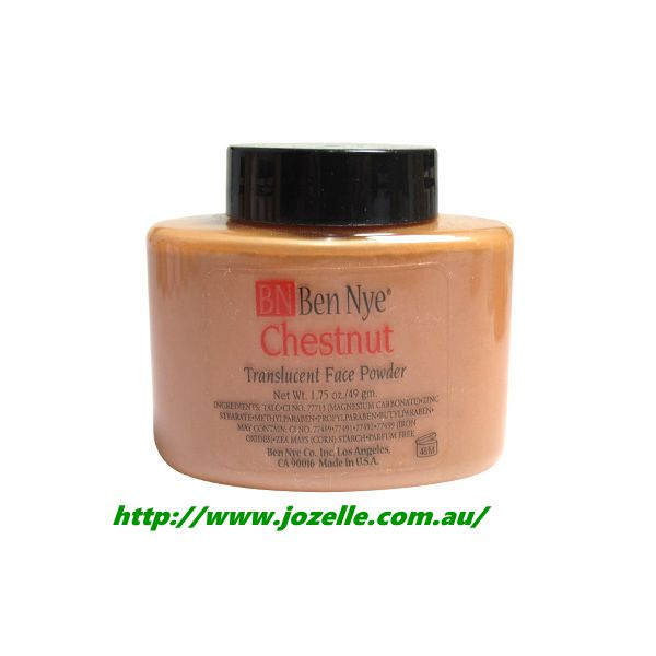 CHESTNUT TRANSLUCENT FACE POWDERS