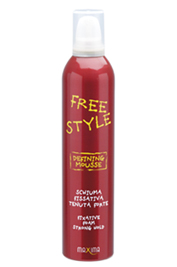MAXIMA DEFINING MOUSSE FIXATIVE FOAM – STRONG HOLD - 400ML