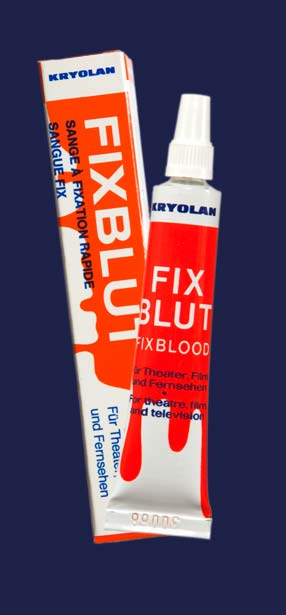 KRYOLAN FIX BLOOD WASHABLE 20ML