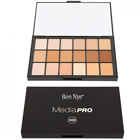 BEN NYE MEDIA PRO HD SHEER FOUNDATIONS GLOBAL SHEER FOUNDATION