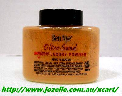 OLIVE SAND LUXURY POWDERS