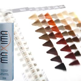 MAXIMA HAIR COLOR TINT CHART SMALL