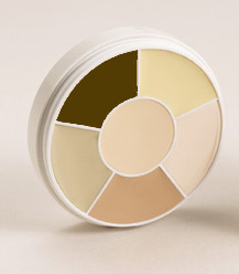 TOTAL CONCEAL ALL WHEEL 6 COLOUR