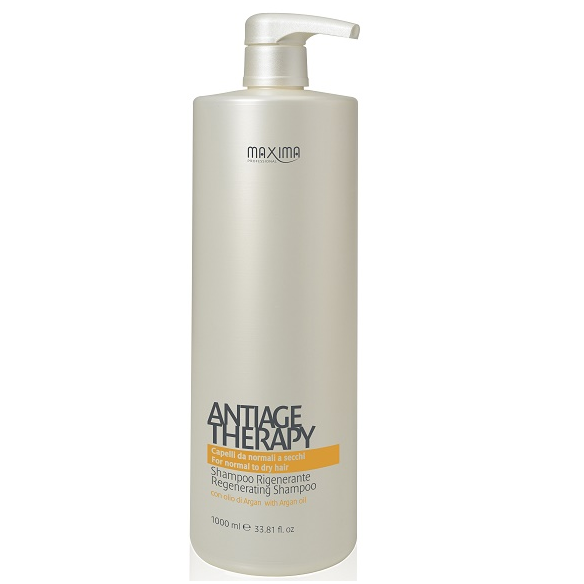 Antiage Therapy Argan oil & Keratin Hair shampoo 1L