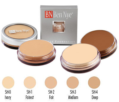 MATTE FOUNDATIONS Shinsei (SH) Series