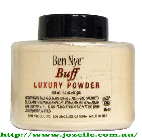 BUFF LUXURY POWDERS