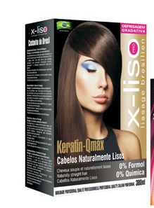 Brazilian Secrets Hair keratin-Qmax X-Lis 300ml