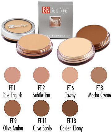 MATTE FOUNDATIONS Film & Tape (FT) Series