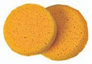Ben Nye ORANGE HYDRA SPONGE APPLICATORS