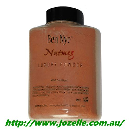 NUTMEG LUXURY POWDERS