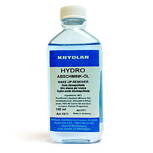 KRYOLAN HYDRO OIL REMOVER 100ML