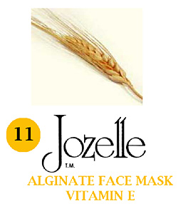 11.JOZELLE ALGINATE FACE MASK 1KG /VITAMIN E-ANTI-OXIDANT,PREVENTS PREMATURE AGEING