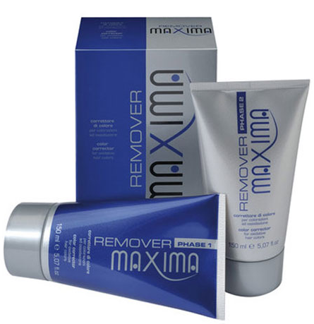 MAXIMA COLOUR CORRECTOR PFOR OXIDATIVE HAIR COLOURS