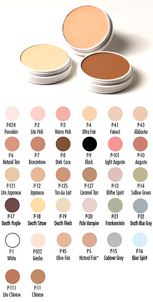 Ben Nye Proscenium Creme foundation