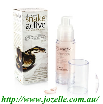DIET ESTHETIC SERUM VENENO SERPIENTE SNAKE ACTIVE 30ML