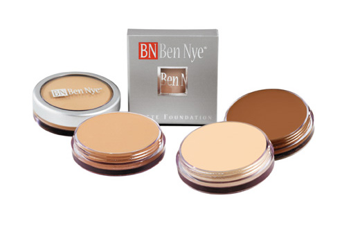 MATTE FOUNDATIONS Beige Natural (BN) Series