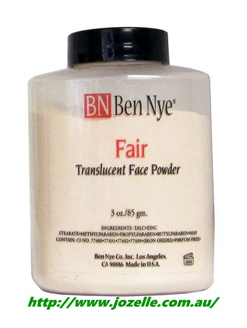FAIR TRANSLUCENT FACE POWDERS