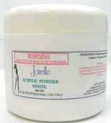 JOZELLE ACRYLIC POWDER- WHITE 190g