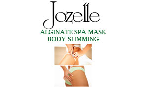 29.JOZELLE ALGINATE MINERAL SLIMMING MASK - WHITE 250G