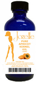 JOZELLE PURE APRICOT KERNEL OIL   100ML