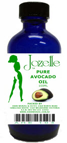JOZELLE PURE AVOCADO OIL   100ML