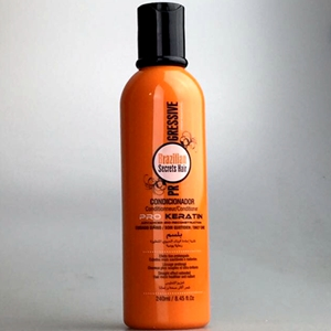Brazilian Secrets Hair Pro-Keratin Conditioner 240ml