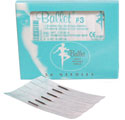 BALLET INSULATED 1 PIECE NEEDLES (DISPOSABLE) F3 PK50
