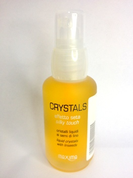 MAXIMA CRYSTALS - LIQUID CRYSTALS WITH LINSEEDS - 50ML