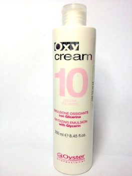 OXYDISING CREAM WITH GRYCERIN 10 VOL. 250ML