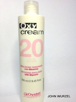OXYDISING CREAM WITH GRYCERIN 20 VOL. 250ML