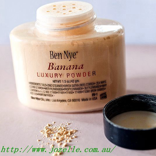 BANANA LUXURY POWDERS