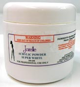 JOZELLE ACRYLIC POWDER -  SUPER WHITE 190g