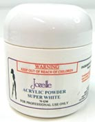 JOZELLE ACRYLIC POWDER- SUPER WHITE 70g
