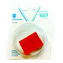 KRYOLAN ORANGE STIPPLE SPONGE