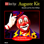 BEN NYE AUGUSTE CLOWN KIT