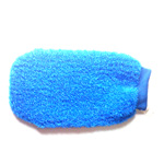 JOZELLE MASSAGE MITT - BLUE