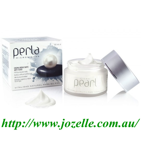 DIET ESTHETIC Pearl cream SPF15 50ML