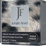 JUNGLE FEVER BLEACH POWDER DUST FREE VOILET   500GR