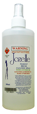 JOZELLE MAKEUP BRUSH CLEANER SPRAY 500ML