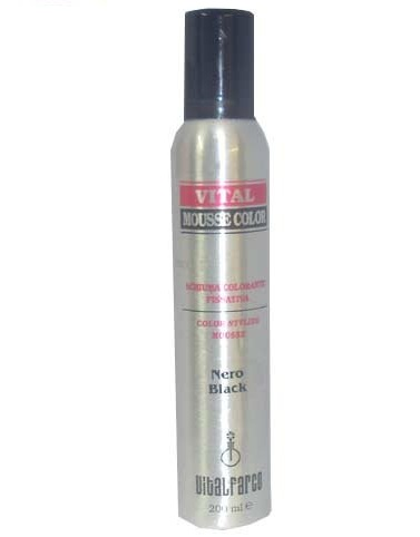 MAXIMA Vital Mousse Color 200ml - 12 COLOURS