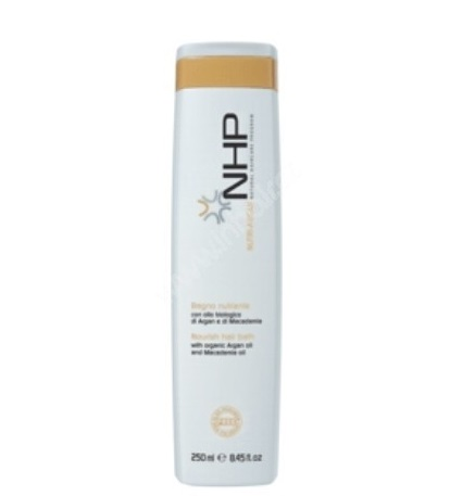 MAXIMA NHP BANGO NUTRIENTE NOURISH HAIR BATH SHAMPOO  - 250ml