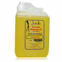 JOZELLE AROMATIC MASSAGE OILS 1 LITRE - LEMONGRASS